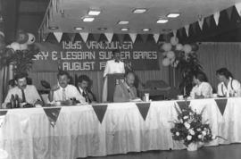 1985 Vancouver Gay and Lesbian Summer Games event