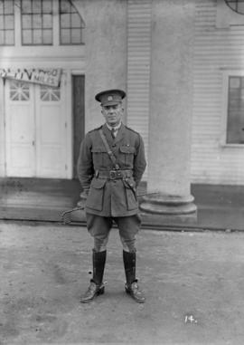 29th Battalion and Yukon Detachment [Officer]