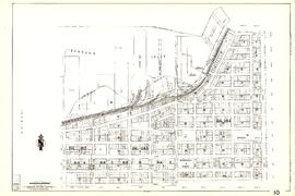 [Sheet 10 : Clark Drive to Nanaimo Street and Frances Street to Burrard Inlet]