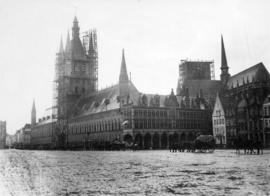 Ypres in 1915.  Locality 158