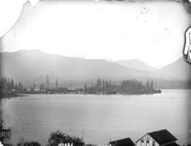 Looking over Brockton Point, Stanley Park