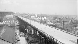 Old Granville Bridge [looking north]