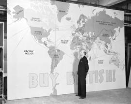 "Hudson's Bay Company Advertising Department ""Buy British Campaign"""