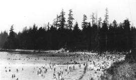 Second Beach, Stanley Park, Vancouver, B.C.