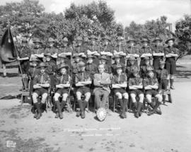 St. George's School Scout Troop Summer Term 1940