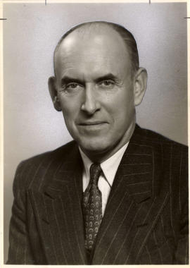 Arnold Webster, Park Board Commissioner