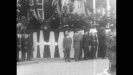 1912 Duke and Duchess visit