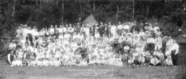 Hawick Common Riding Annual Picnic Bowen Island June 10th 1922
