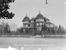 Imperial Palace - Kanadian Knights of Ku Klux Klan [Headquarters Building, 1690 Matthews Ave.]