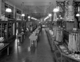 William Dick Limited - Store Interior [at 399 West Hastings Street]