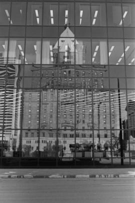 [Reflection of] Court House Square
