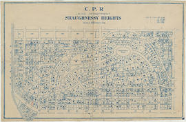 C.P.R. [Canadian Pacific Railway] Land Department : Shaughnessy Heights