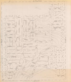 Sheet 9C [Hull Street/Semlin Drive to 14th Avenue to Clark Drive to 22nd Avenue]
