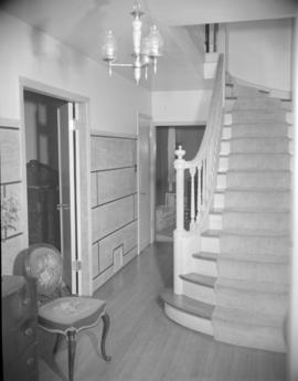 [Entrance hallway in the Martin home]