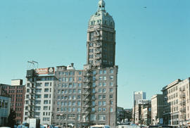 Sun Tower [100 West Pender Street]