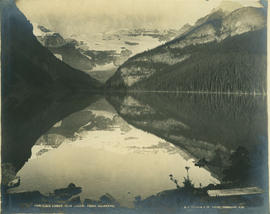 Lake Louise, near Laggan, Rocky Mountains