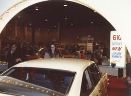 AS [auto show] '72 : [in Pacific Showmart building]