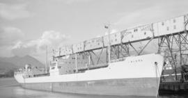 S.S. Algol [at dock]