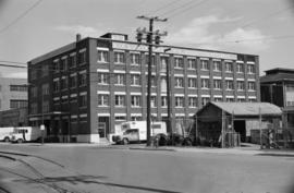 David L. Jones [wholesale florist], Wylie Street and W. 1st Avenue