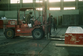 Dec. 17 - Lumber arriving Hangar #6 - 2nds [19 of 19]