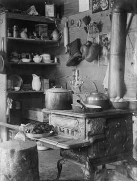 Kitchen [of R.W. Jackson's home at  8635 S.W. Marine Drive]