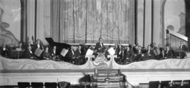 Capitol Theatre Orchestra Vancouver B.C. June 30th 1921