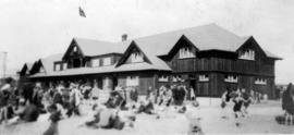 Bathhouse at Kitsilano Beach