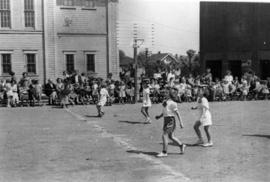 The book race, Kitchener sports day