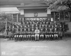 St. George's School Wolf Cub Pack June 1945