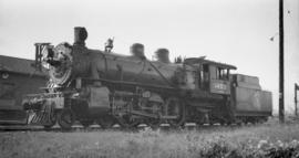 G.N.R. [Steam,] Pass. Eng. [#]1453 [Class 4-6-2]