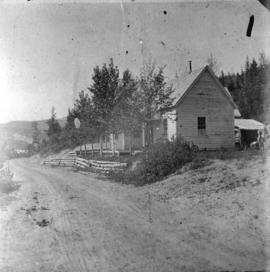 [Exterior of the Royal Cariboo Hospital]