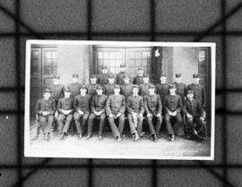 Fire station #2, personnel group portrait