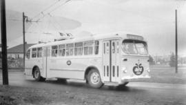 B.C.E.R. [Brill] Trolley Bus 2050