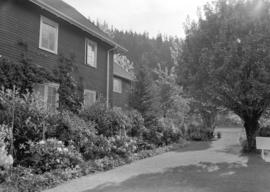 Harrison Hot Springs Hotel and garden