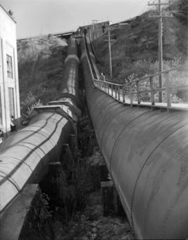 Penstocks [at] Pacific Mills