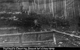 Trythall's Clearing, Grouse Mountain