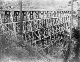 [C.P.R.] Trestle 4 miles north of North Bend