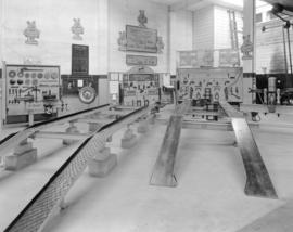 Auto Metal and Radiator Company [interior at 1160 Alberni Street]