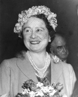 [Her Majesty Queen Elizabeth the Queen Mother]