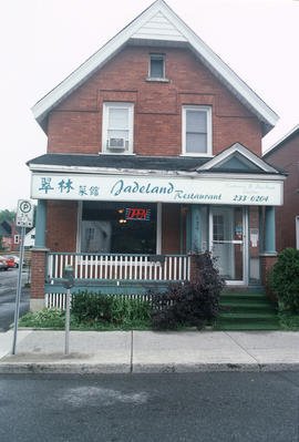 Jadeland Restaurant on Somerset Street, Ottawa
