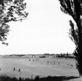 [View of the McCleery Golf Course]