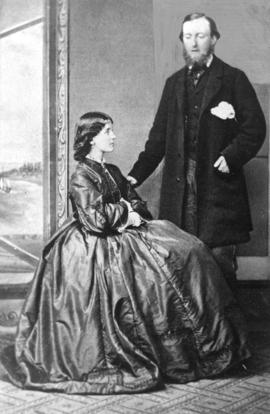 [Mr. and Mrs. George Hunter Cary]