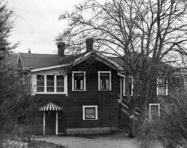 [Exterior of the Magee farm house - 3250 West 48th Avenue]