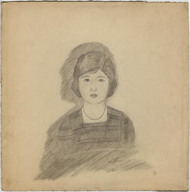 Sketch of Lillian Ho
