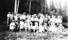Board of Trade - Picnic, Summit Lake, B.C.