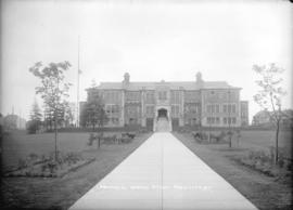 Provincial Normal School (12th Avenue and Cambie Street], Vancouver, B.C.