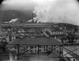 [View of]  Pacific Mills