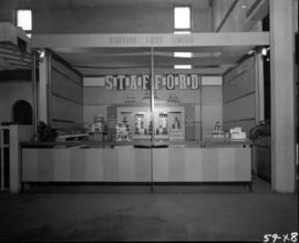 Stafford Foods display in Pure Foods building