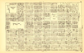 Sheet K : Wallace Street to Trafalgar Street and Twenty-seventh Avenue to Thirty-eighth Avenue