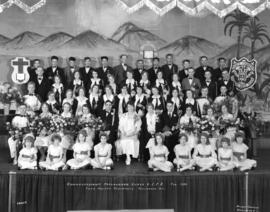 Commencement Forerunner Class L.I.F.E. Feb. 1933 - Four Square Tabernacle - Vancouver, B.C.